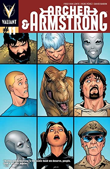 Archer & Armstrong (2012- ) #11: Digital Exclusives Edition