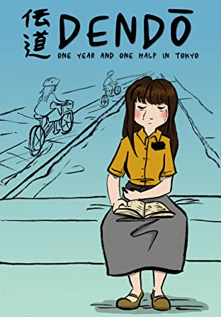 DENDO: One Year and One Half in Tokyo Vol. 16: Month 16: May