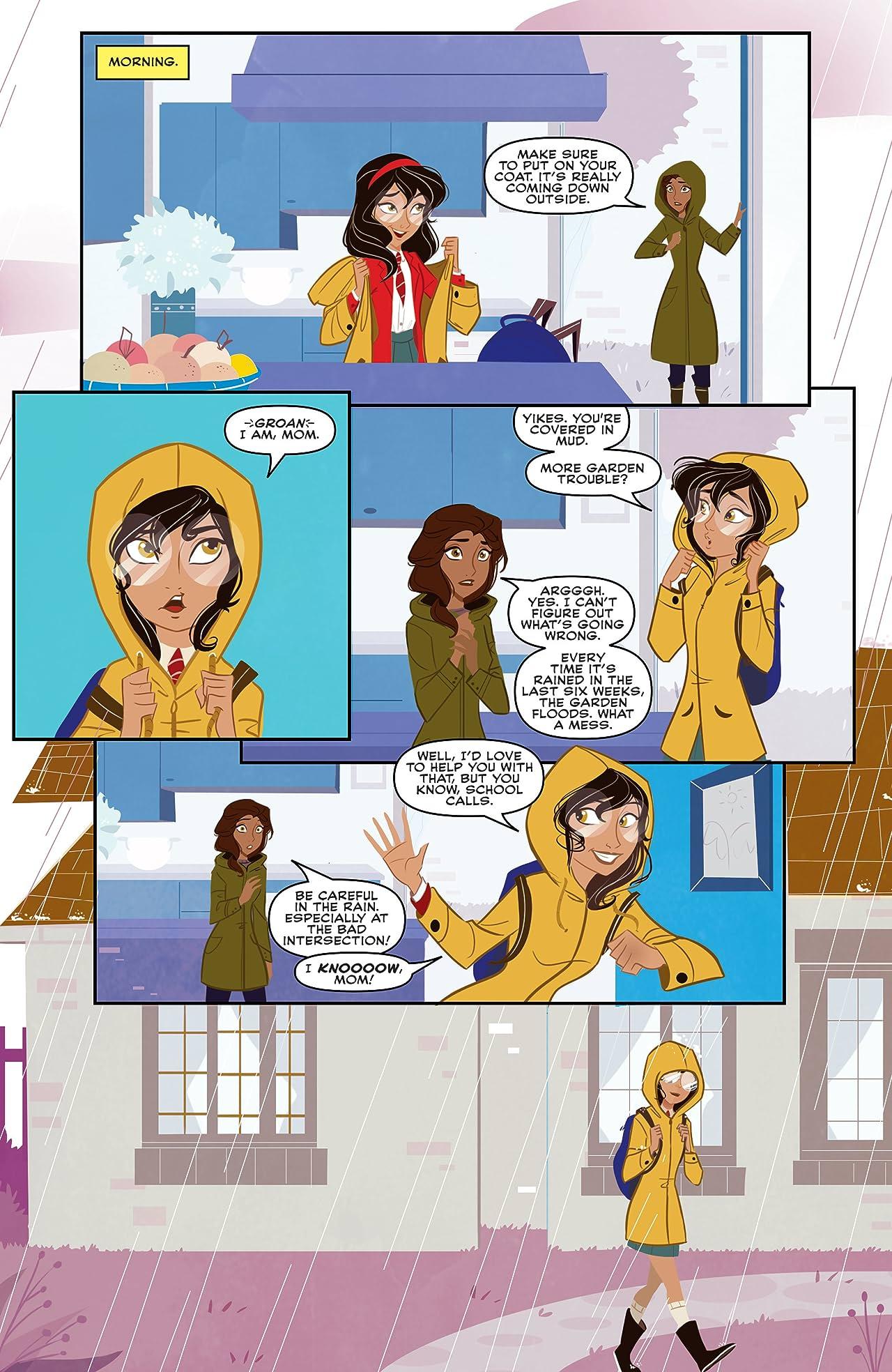 Constance & Nano: Engineering Adventure #1