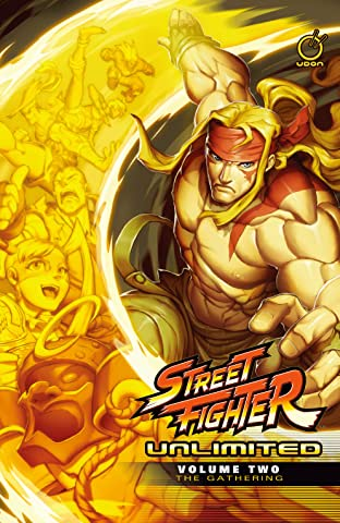 Street Fighter Unlimited Tome 2: Gathering
