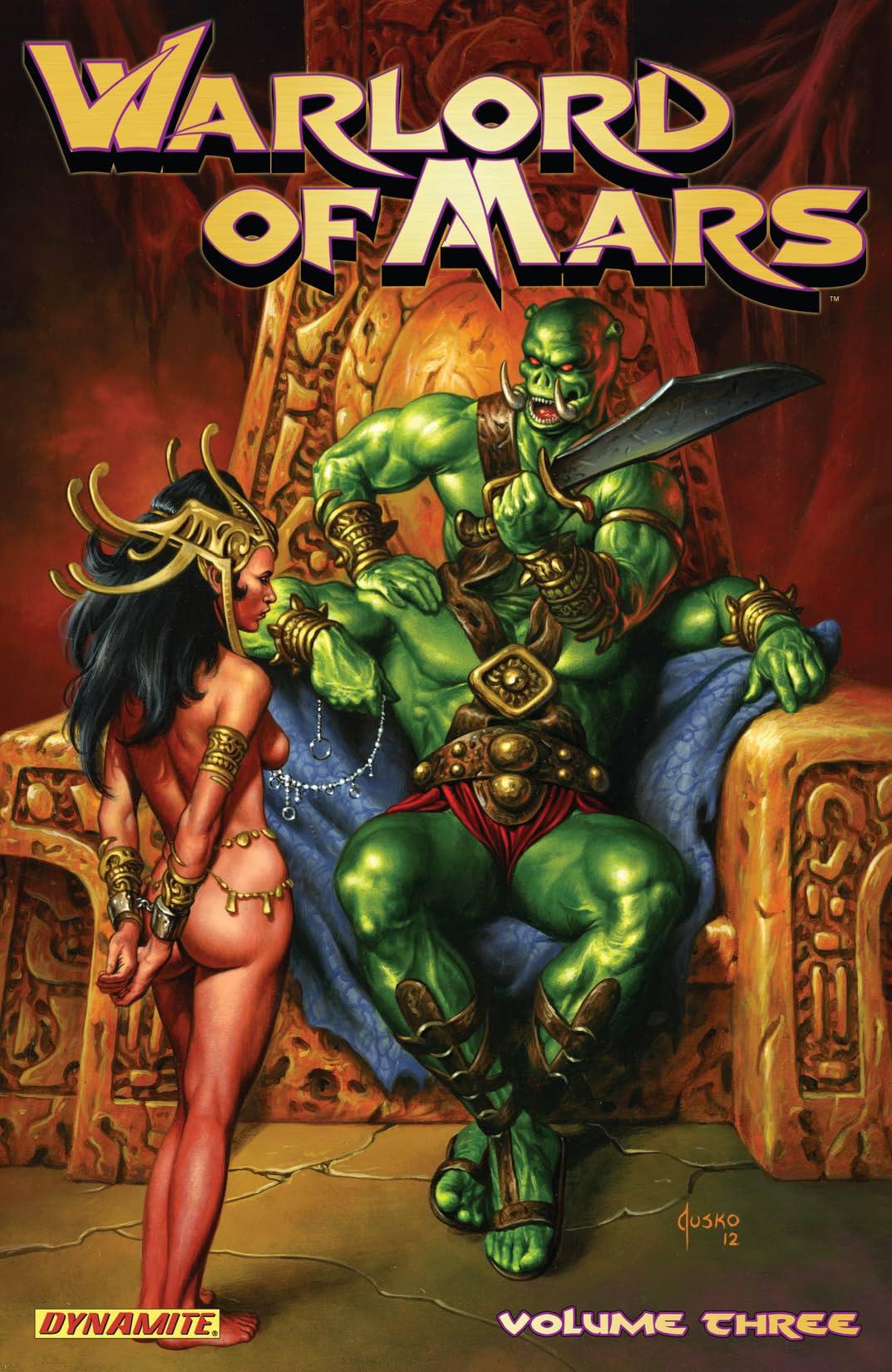 Warlord of Mars Vol. 3