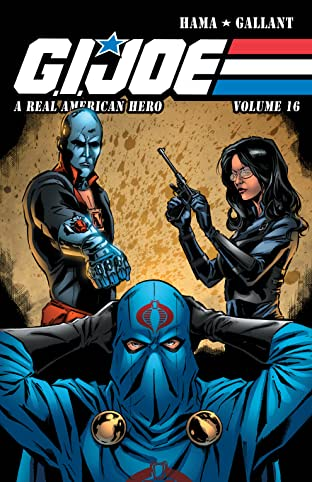G.I. Joe: A Real American Hero Tome 16