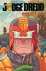 Judge Dredd: Mega-City Zero Tome 2