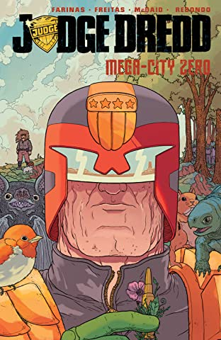 Judge Dredd: Mega-City Zero Vol. 2