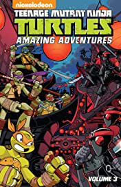 Teenage Mutant Ninja Turtles: Amazing Adventures Vol. 3
