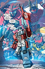 Transformers (2011-2016) Vol. 10