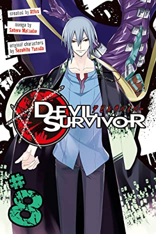 Devil Survivor Vol. 8