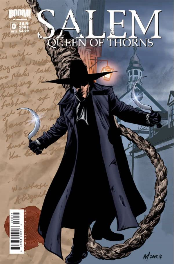 Salem: Queen of Thorns #0