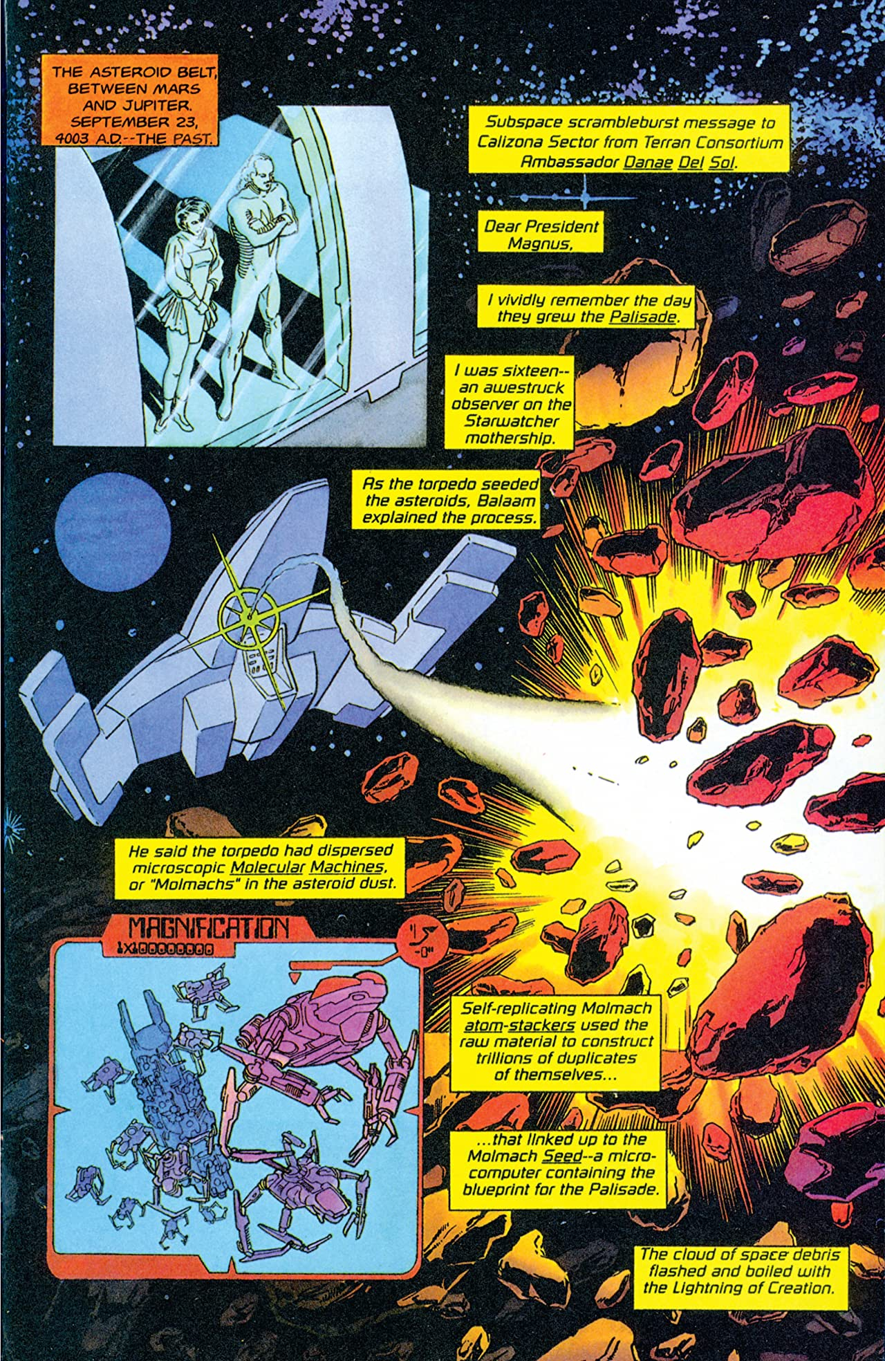 Psi-Lords (1994) #1