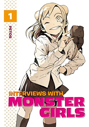 Interviews with Monster Girls Vol. 1