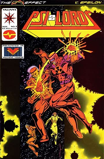 Psi-Lords (1994) #3