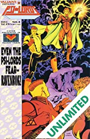 Psi-Lords (1994) #4