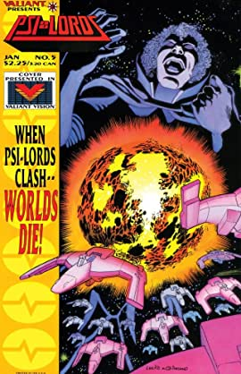 Psi-Lords (1994) No.5