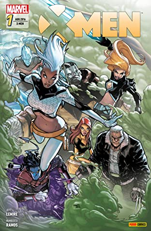 X-Men Vol. 1: Die Zuflucht