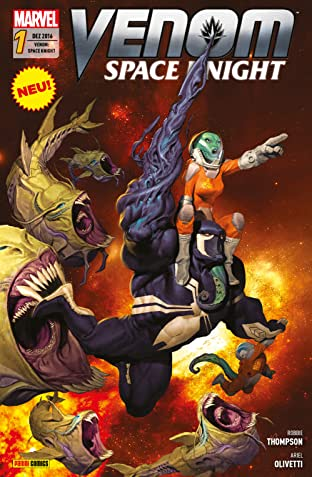 Venom: Space Knight Vol. 1: Galaktische Symbiose