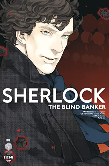 Sherlock: The Blind Banker #1