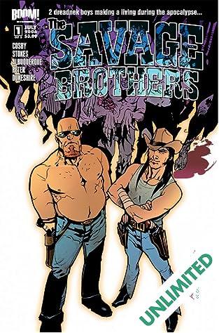 Savage Brothers #1 (of 3)