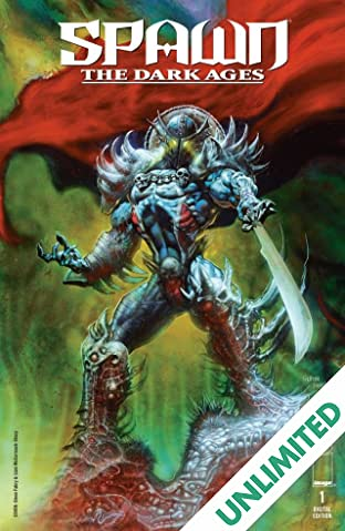 Spawn: The Dark Ages #1