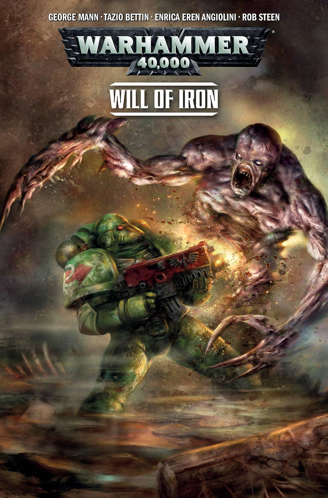 Warhammer 40,000: Will of Iron #4