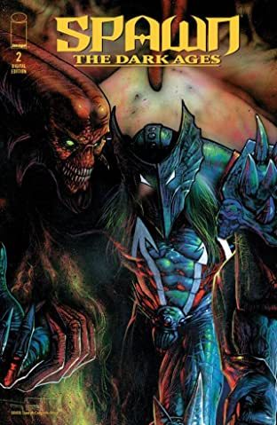 Spawn: The Dark Ages #2