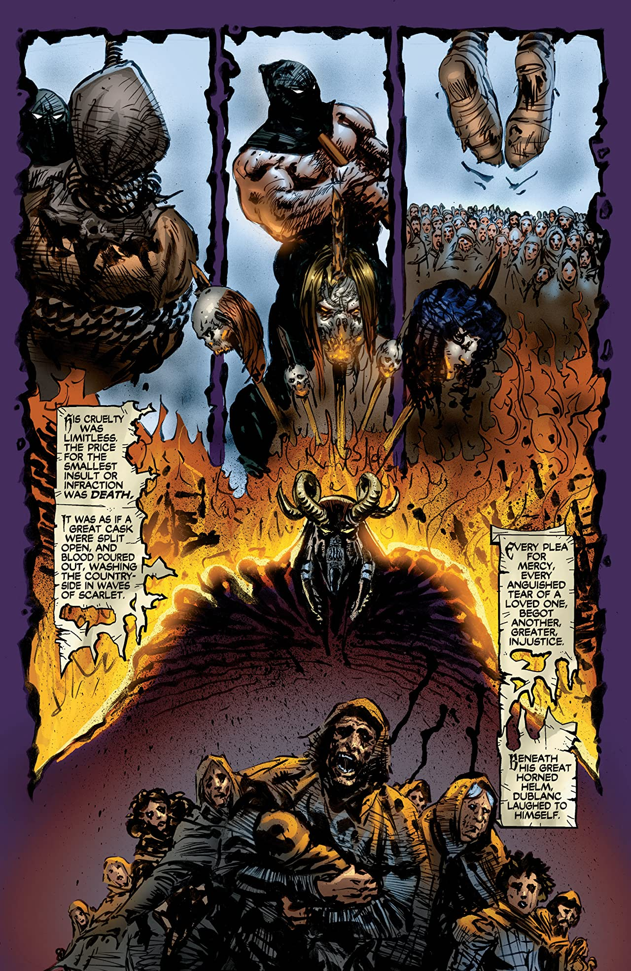 Spawn: The Dark Ages #3