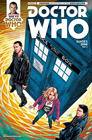 Doctor Who: The Ninth Doctor #2.10