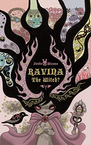 Ravina The Witch Tome 1