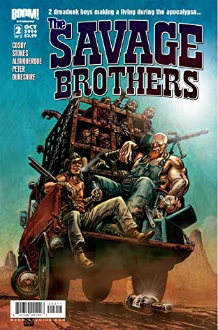 Savage Brothers No.2 (sur 3)