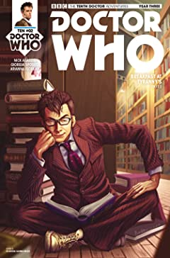 Doctor Who: The Tenth Doctor #3.2