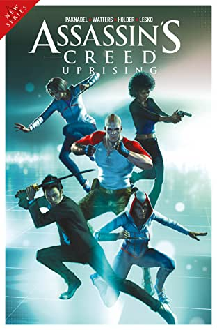 Assassin's Creed: Uprising #1