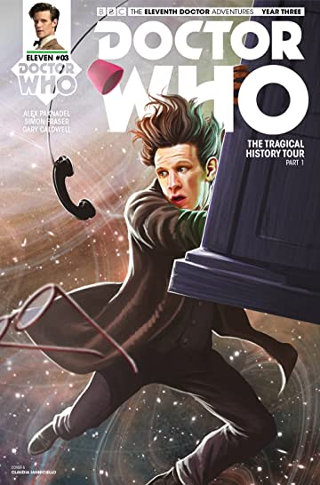 Doctor Who: The Eleventh Doctor #3.3