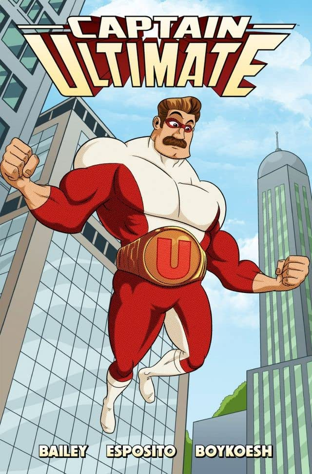 Captain Ultimate #1