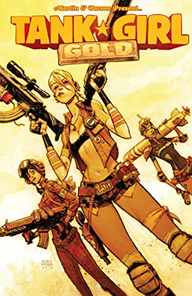 Tank Girl: Gold Vol. 1