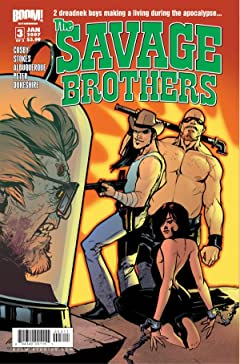 Savage Brothers #3 (of 3)