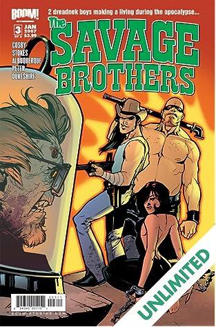 Savage Brothers #3 (of 3)