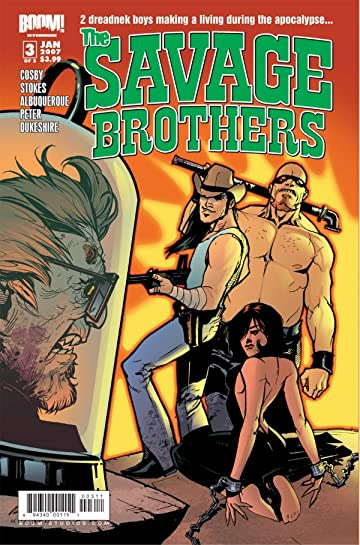 Savage Brothers #3
