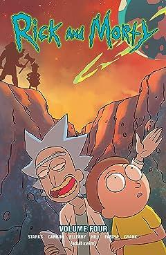 Rick and Morty Vol. 4