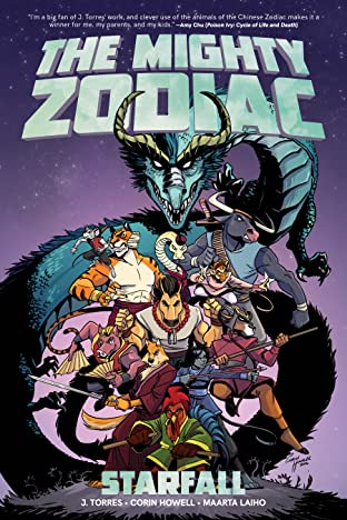 The Mighty Zodiac Tome 1