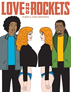 Love & Rockets Vol. IV #2