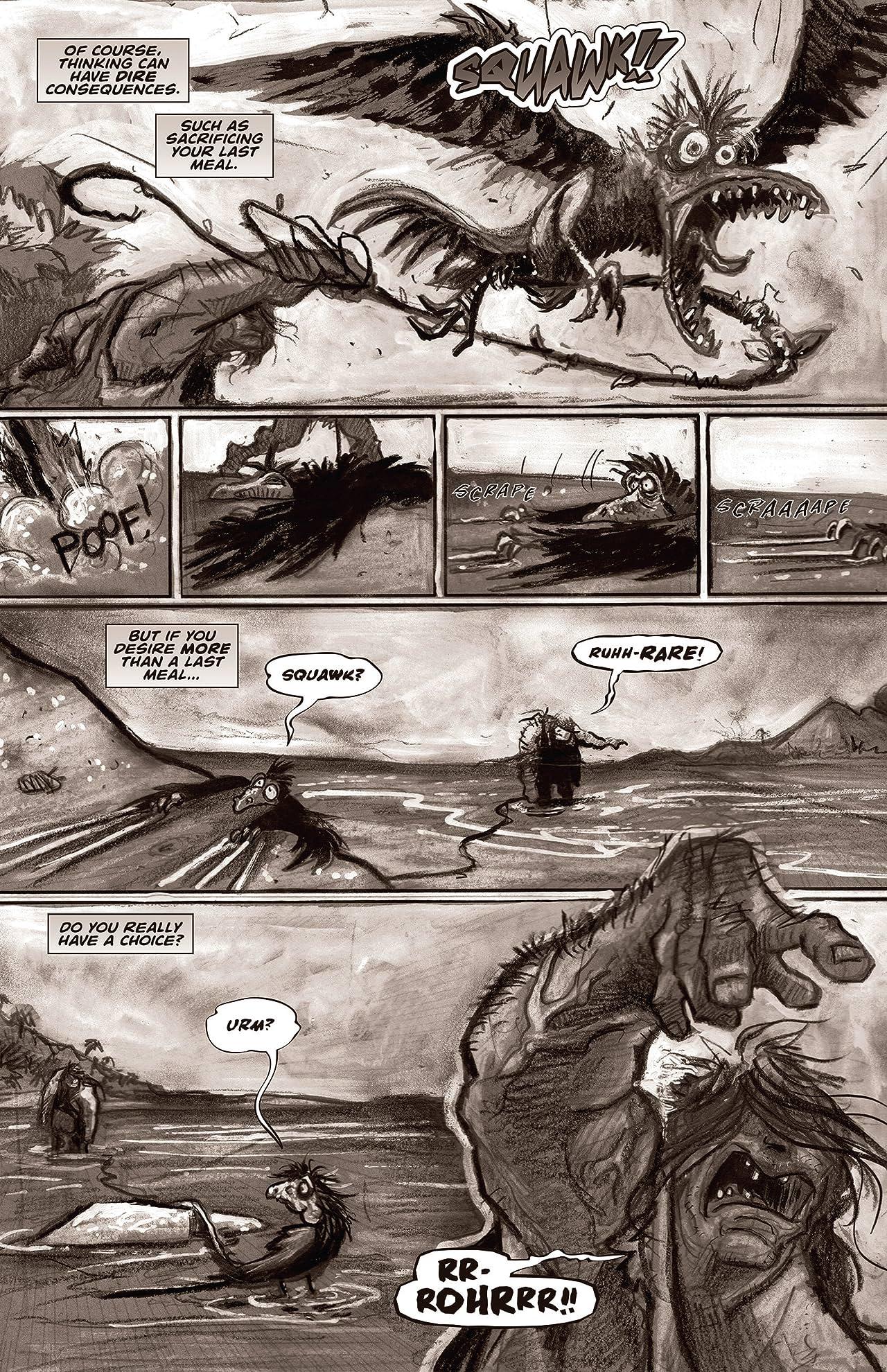 Indie Comics #1