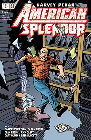 American Splendor: Season Two #4 (of 4)