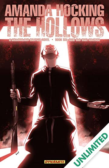Amanda Hocking's The Hollows: A Hollowland Graphic Novel Part 6 (of 10)