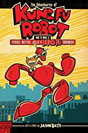 The Adventures of Kung Fu Robot