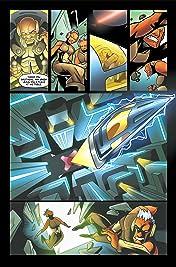 Armor-I #1