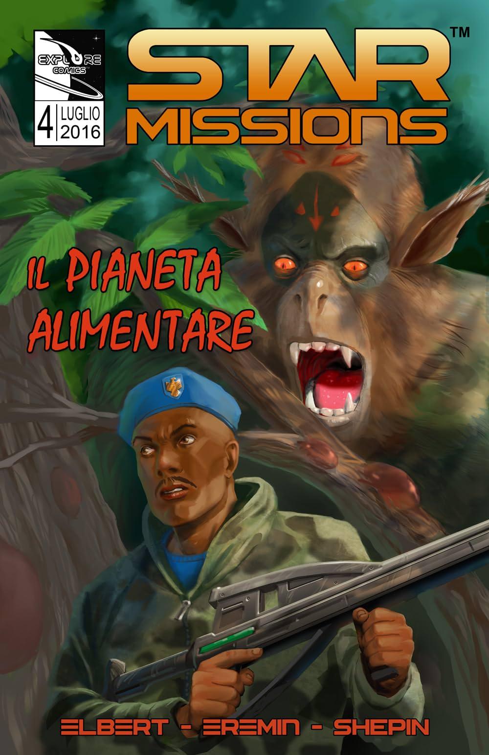 Star Missions - Italian #4