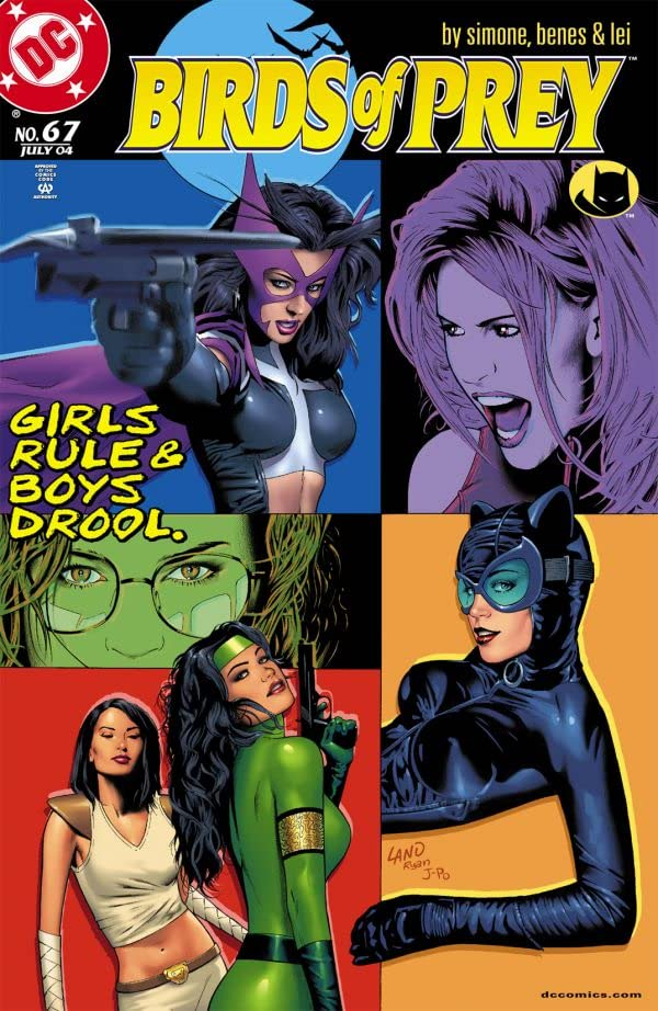 Birds of Prey (1999-2009) #67