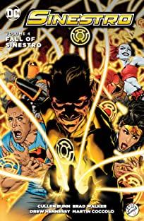 Sinestro (2014-2016) Vol. 4: The Fall of Sinestro