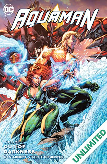 Aquaman (2011-2016) Vol. 8: Out of Darkness