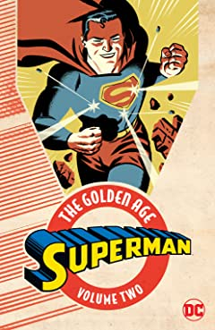 Superman: The Golden Age Tome 2