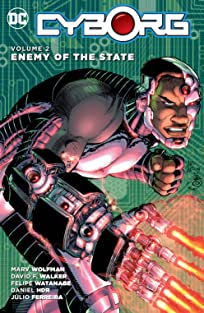 Cyborg (2015-2016) Vol. 2: Enemy of the State
